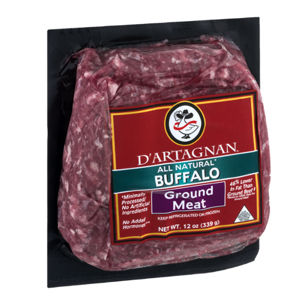 D'Artagnan Buffalo Ground Meat