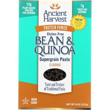 Ancient Harvest PASTA, BEAN & QUIN ELBOWS, GF, (Pack of 6)