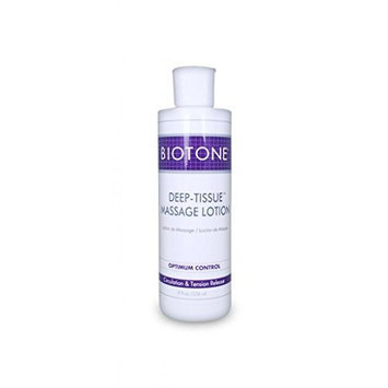 BIOTONE Deep-Tissue Massage Lotion Unscented - 8 oz