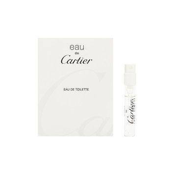 Cartier - Eau De Cartier for Unisex Eau de Toilette Spray Vial On Card Mini