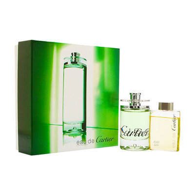 Eau de Cartier Concentree by Cartier 2 Piece Set