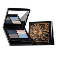 Elizabeth Arden Color Intrigue Eyeshadow Quads Blue Breeze