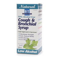 Boericke & Tafel Cough & Bronchial Syrup