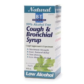 Boericke & Tafel Cough & Bronchial Syrup