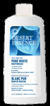 Desert Essence Whitening Plus Mouthwash - Cool Mint