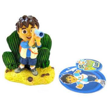Dora the Explorer Diego with Telescope Ornament: Diego Ornament