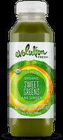 Evolution Fresh™ Organic Sweet Greens and Ginger Juice