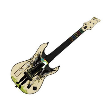 Pacers Decorative Skin fits Guitar Hero 5 for Wii (GUITAR NOT INCLUDED), Item No.GTW0996-9