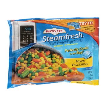 Birds Eye Steamfresh Selects Mixed Vegetables