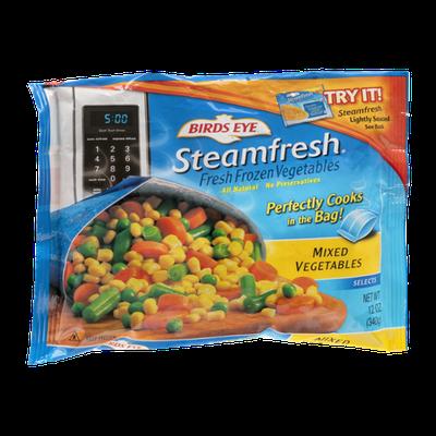 Birds Eye Steamfresh Selects Mixed Vegetables