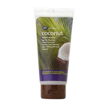 Boots Extracts Body Wash Coconut