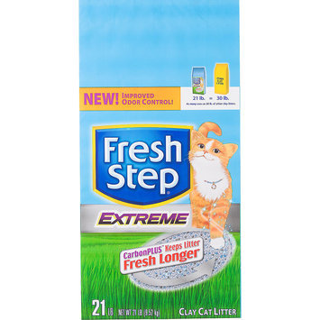 Clorox Fresh Step Premium Clay Cat Litter