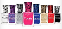 Sally Hansen Crackle Top Coat