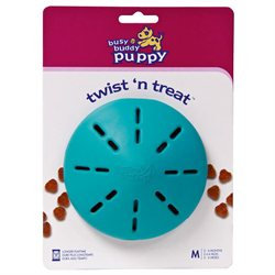 Premier Pet Products BUSY BUDDY PUPPY TWIST N TREAT MEDIUM