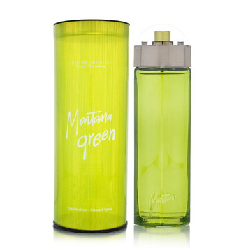 Montana Green Aftershave Spray 3.4 Oz By Montana