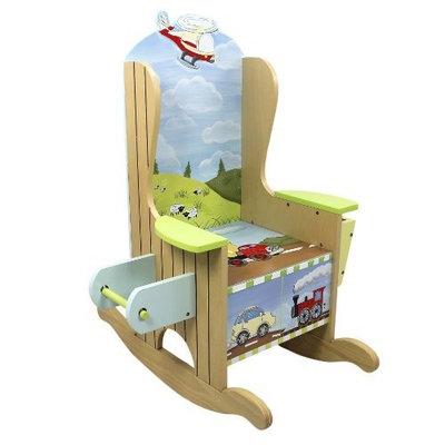 Teamson Kids Fantasy Fields - Transportation Potty Chair
