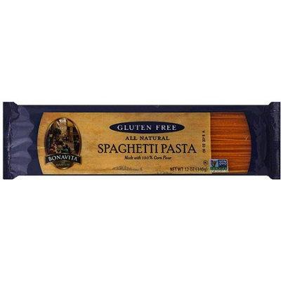 Bonavita Gluten Free All Natural Spaghetti Pasta, 12 oz, (Pack of 12)