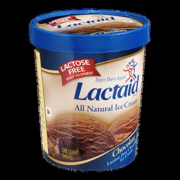 Lactaid Lactose Free Ice Cream Chocolate