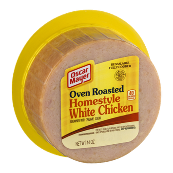 Oscar Mayer Homestyle White Chicken Oven Roasted