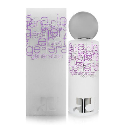 Courreges Generation by Courreges for Women EDT Spray