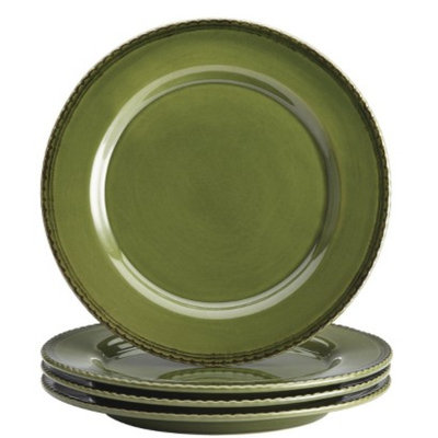 Bonjour Sierra Pine Dinner Plate Set of 4