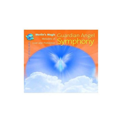 Inner Worlds Music - Merlin's Magic Guardian Angel Symphony - CDs CLEARANCE PRICED
