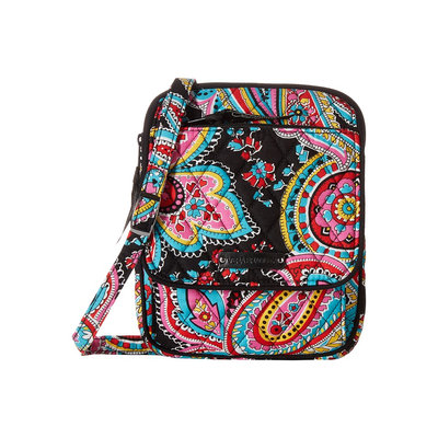 Vera Bradley Mini Hipster Crossbody Bag in Parisian Paisley