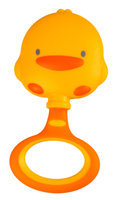 Tung Ling Corporation Rubber Duck Hand Bell For Babies