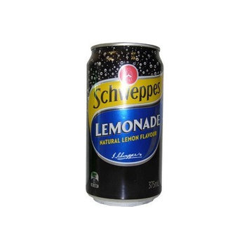 Schweppe's Lemonade 375ml can