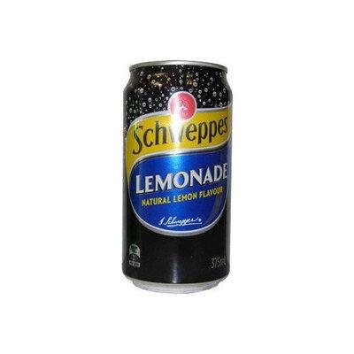 Schweppe's Lemonade 375ml can