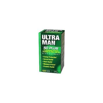 Vitamin World Ultra Man 50 Plus Performance Multi Vitamin, 120 Caplets