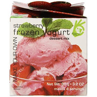 Foxy Gourmet Strawberry Make Your Own Frozen Yogurt, 3.2-Ounce Boxes (Pack of 3)