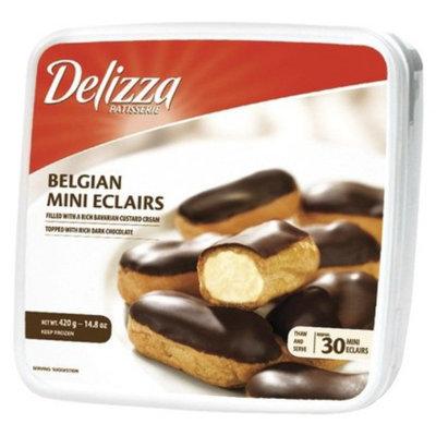 Delizza Patisserie Belgian Custard Cream and Dark Chocolate Mini