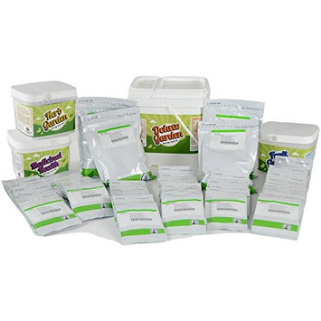Legacy Premium Food Storage Survival Seeds Collection - Fruit, Vegetable, Medicinal, and Garden