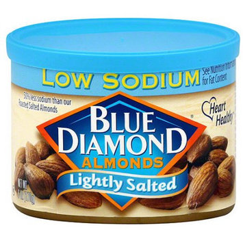 Generic Blue Diamond Lightly Salted Almonds, 6 oz (Pack of 12)
