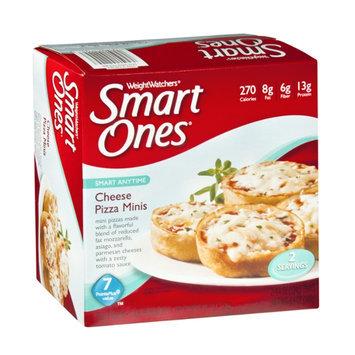 WeightWatchers Smart Ones Cheese Pizza Minis - 2 CT