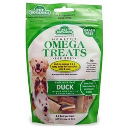 Cardinal Pet Care Pet Botanics Healthy Omega Treats - Duck (3 oz)