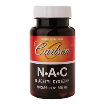 Carlson NAC N-Acetyl Cysteine 500 mg
