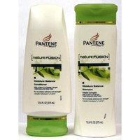 Pantene Pro-v Nature Fusion Moisture Duo Set Shampoo and Conditioner 12.6 Ounces