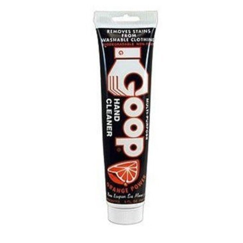 Goop Multi Purpose Hand Cleaner- Orange Power (5 oz Tube )