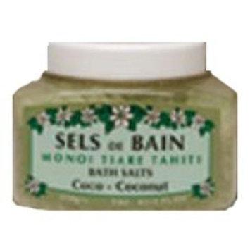 MONOI TIARE Bath Salts - Coconut 8.8 OZ
