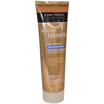 John Frieda® Brilliant Brunette Moisturizing Conditioner with Light Enhancers