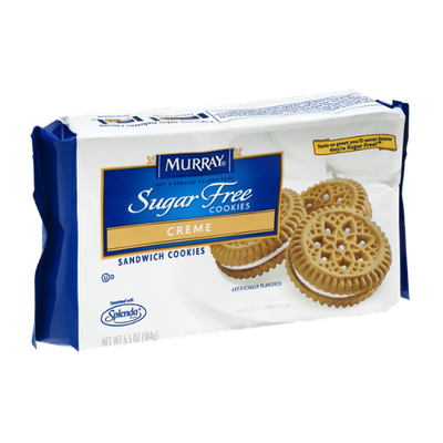Murray Sugar Free Cookies Creme