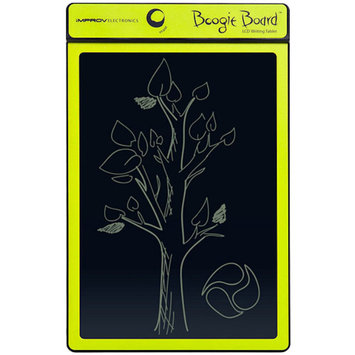 Kent Displays Boogie Board 8.5 LCD Writing Tablet, Green