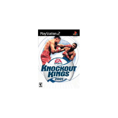 EA Sports Knockout Kings 2001 Playstation 2