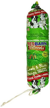 Redbarn Pet Products Inc. RedBarn Naturals Food Roll for Dogs Lamb and Rice Recipe - 10 oz