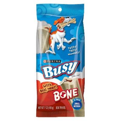 Purina Busy Bone Busy Bone Real Meat Dog Treats Sm/Med - 2 pk