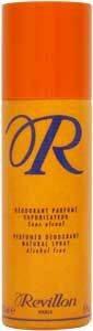 Revillon 'R' Perfumed Deodorant 5-ounce Natural Spray