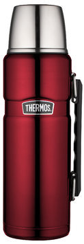 King-seeley Thermos/thermos Thermos Stainless King 40oz Beverage Bottle Cranberry - KING-SEELEY THERMOS/THERMOS