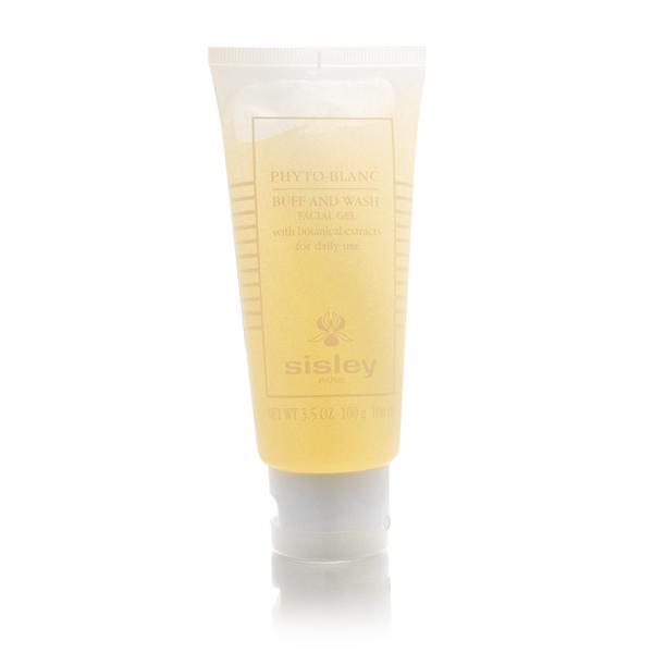 Sisley Phyto Blanc Buff & Wash Facial Gel